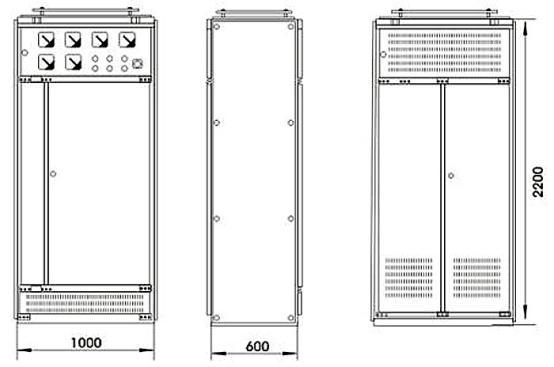 低压配电柜与配电箱厂家