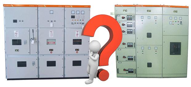 如何区分低压配电柜