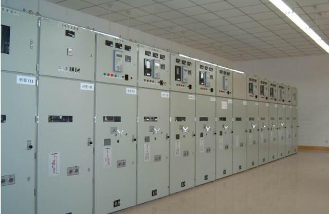 德兰电气检修变电柜