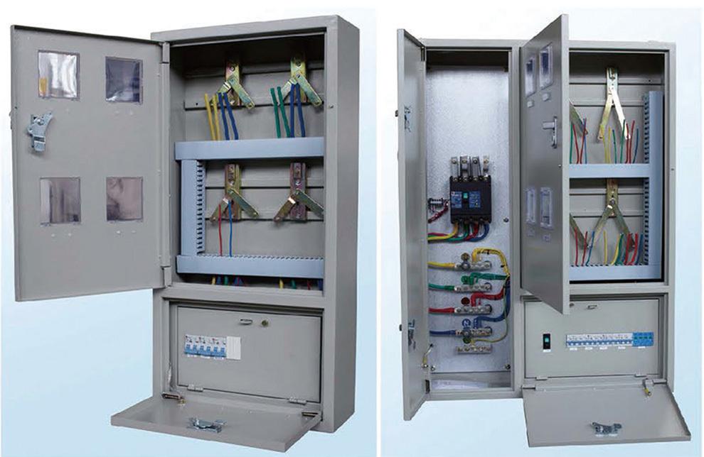 低压配电柜图例